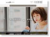 美容室 スタジオ21