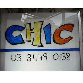 CHIC hairのページへ